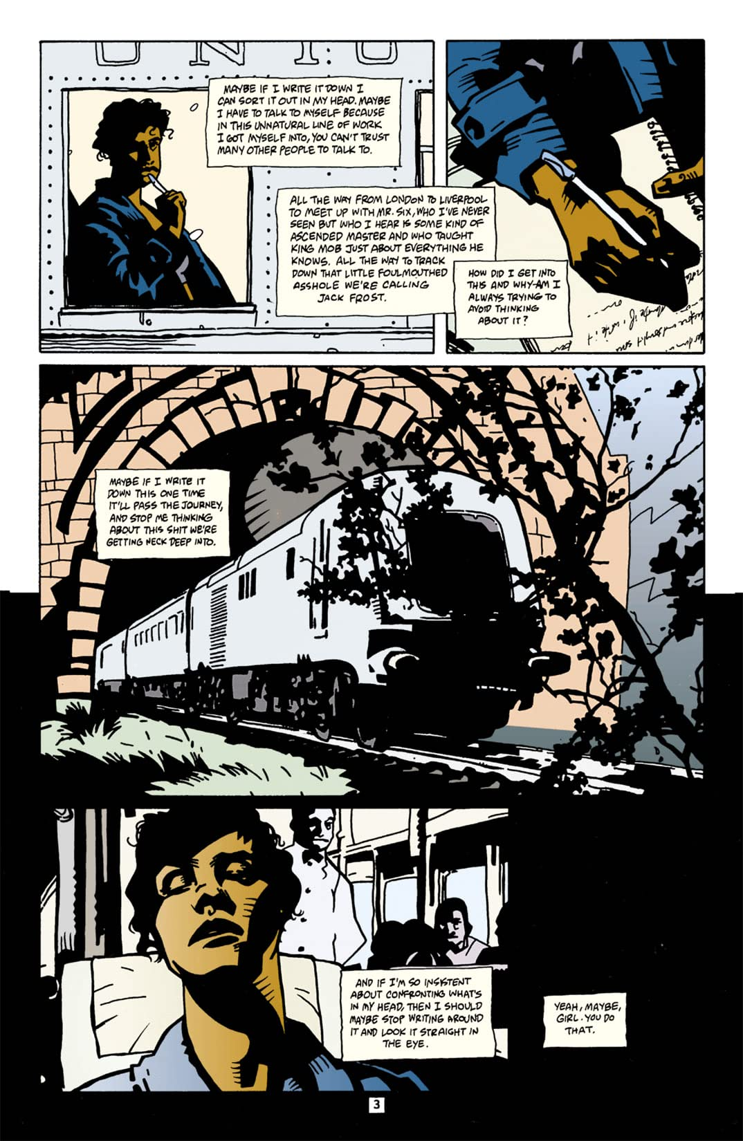 The Invisibles #20