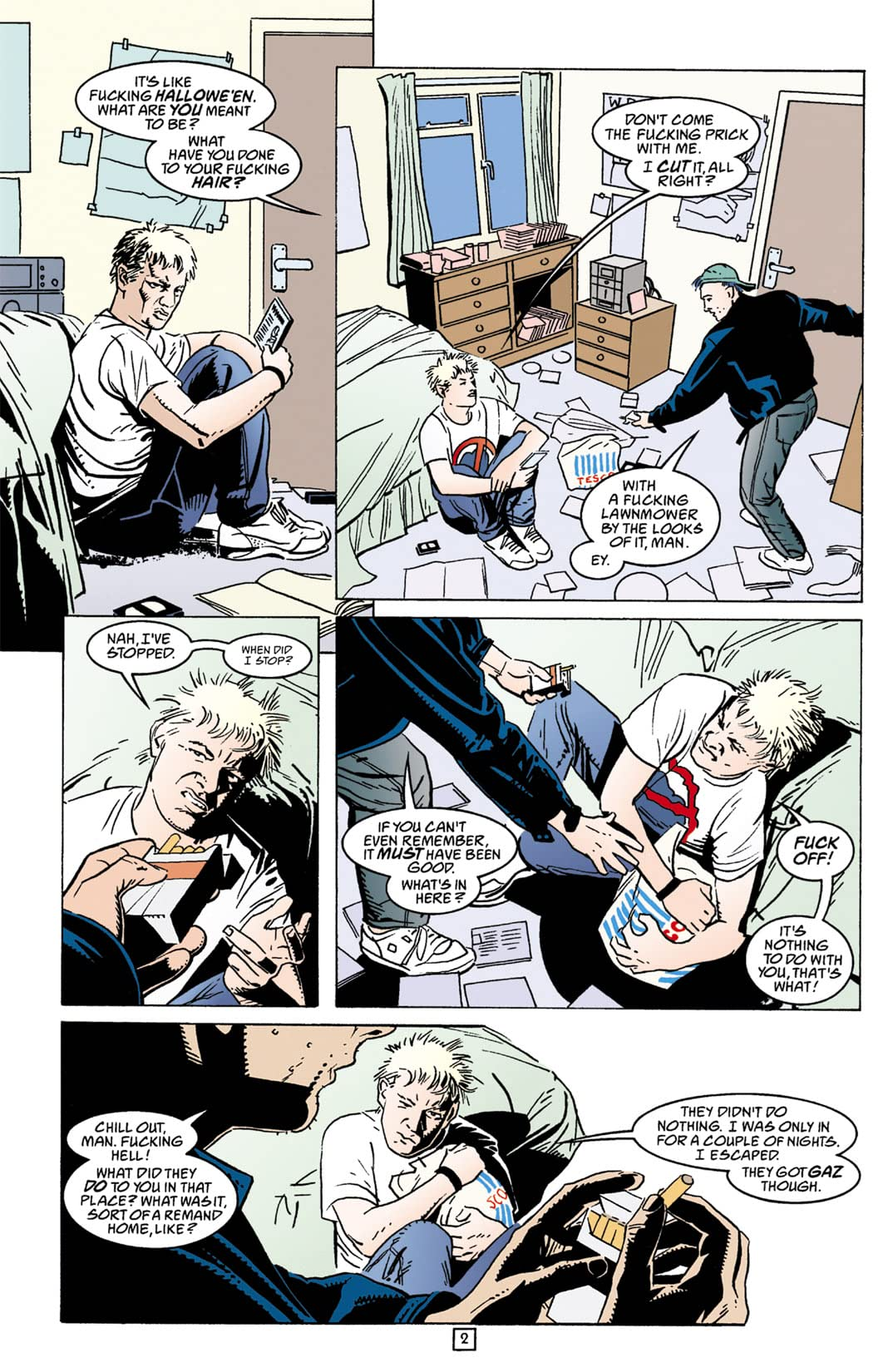 The Invisibles #21