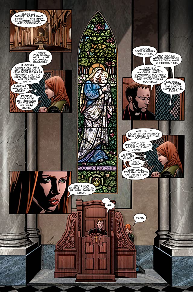 click for super-sized previews of X-Factor (2005-2013) #28