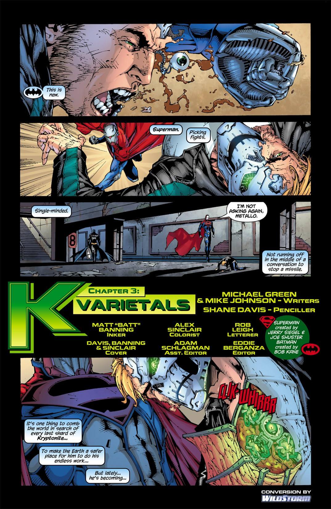 Superman/Batman #46
