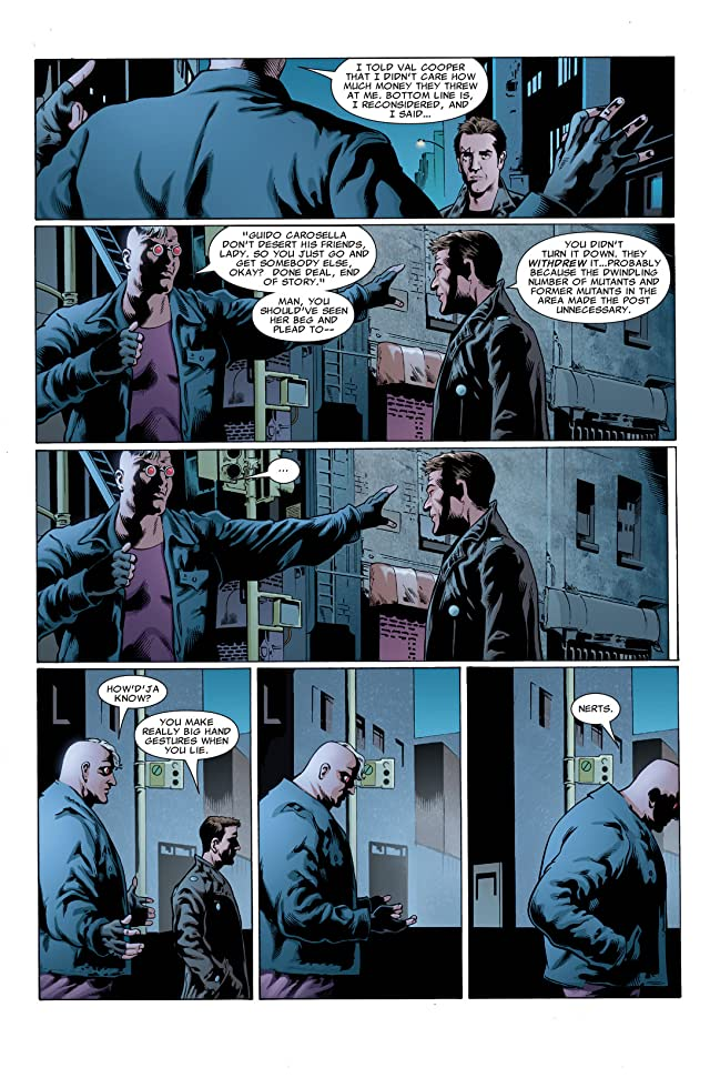 click for super-sized previews of X-Factor (2005-2013) #29