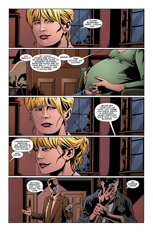 click for super-sized previews of X-Factor (2005-2013) #37