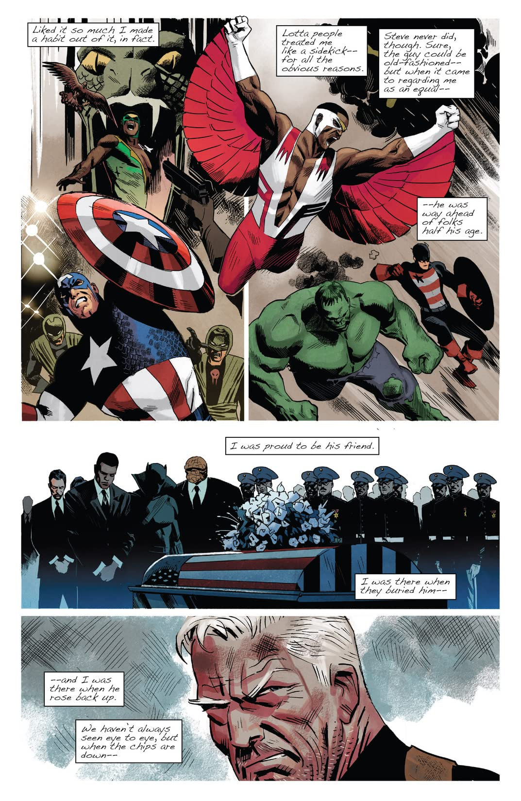 Captain America: Sam Wilson (2015-) #21