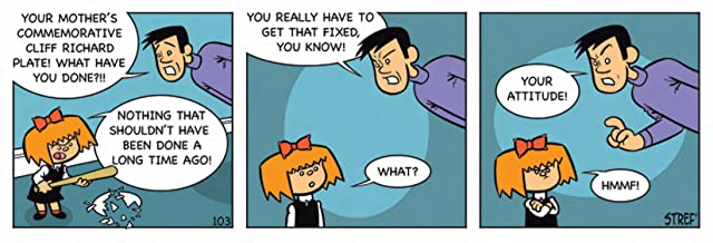 click for super-sized previews of Raising Amy #3