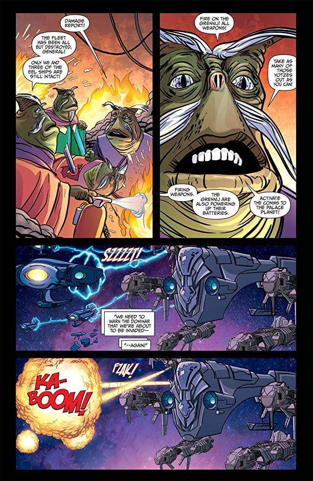 Farscape Vol. 4: Ongoing #13