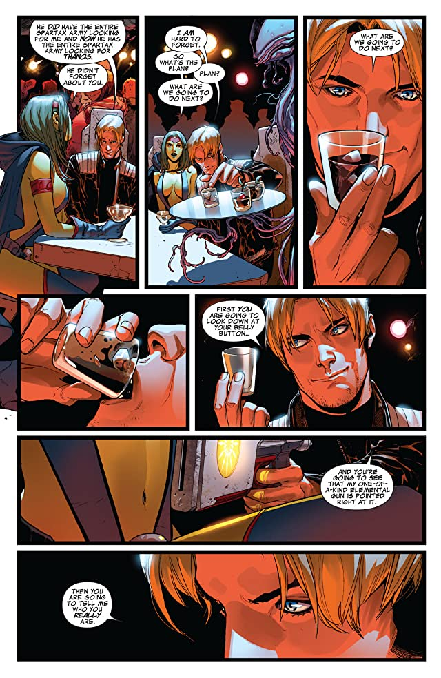 click for super-sized previews of Guardians of the Galaxy (2013-) #11.NOW
