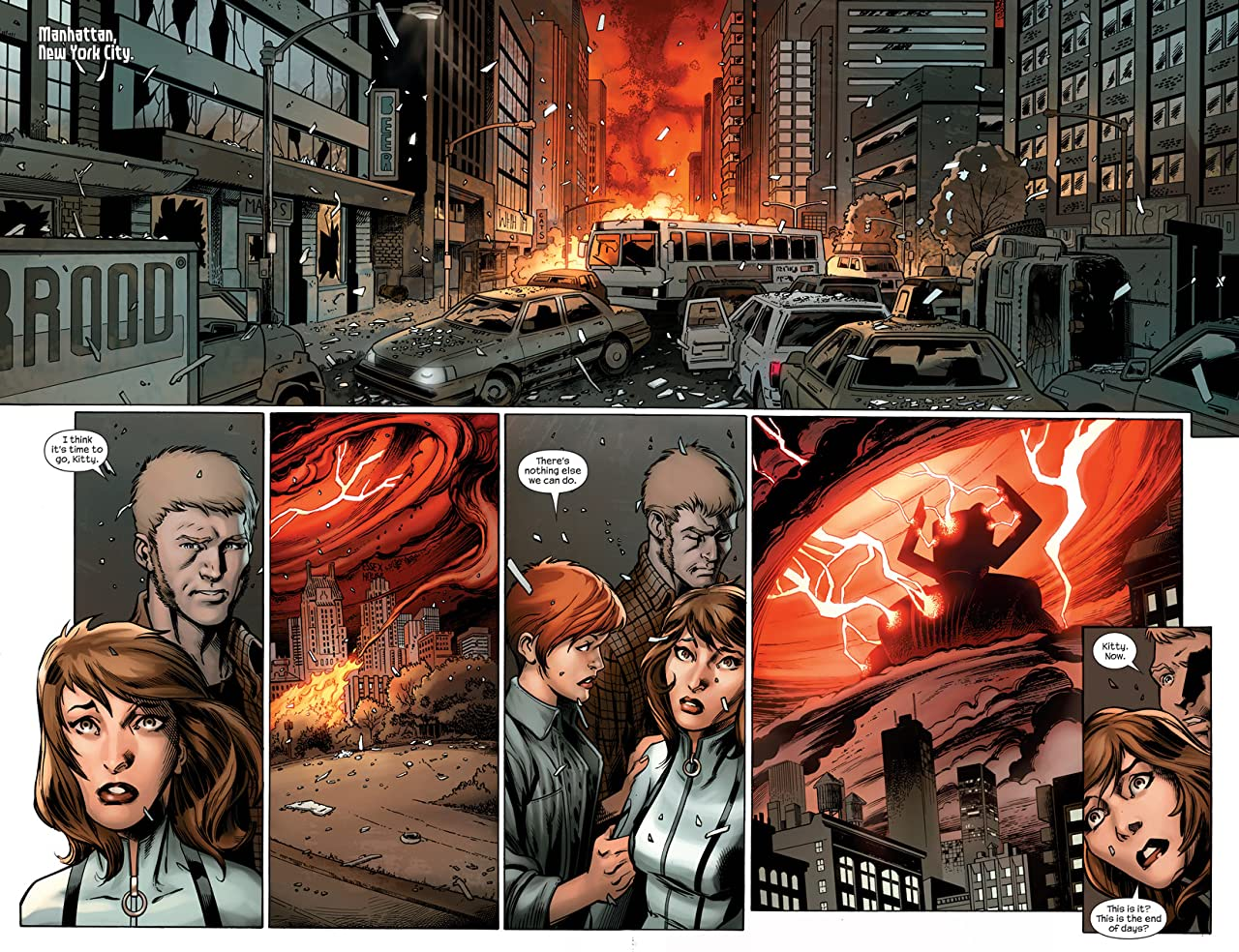 Cataclysm: The Ultimates' Last Stand #4 (of 5)