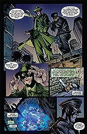 The Green Hornet: Parallel Lives #1