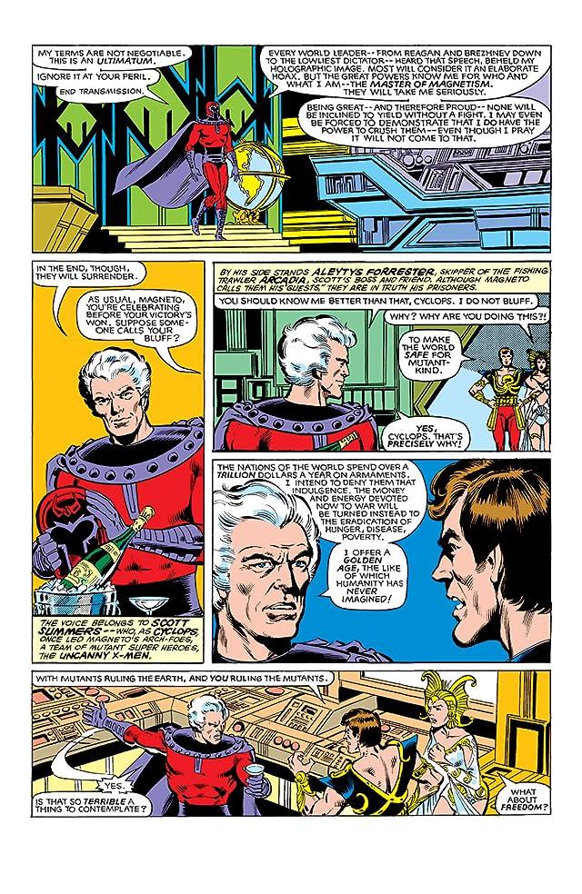 click for super-sized previews of Uncanny X-Men (1963-2011) #150