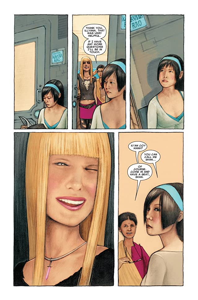 click for super-sized previews of New Mutants (2009-2011) #5
