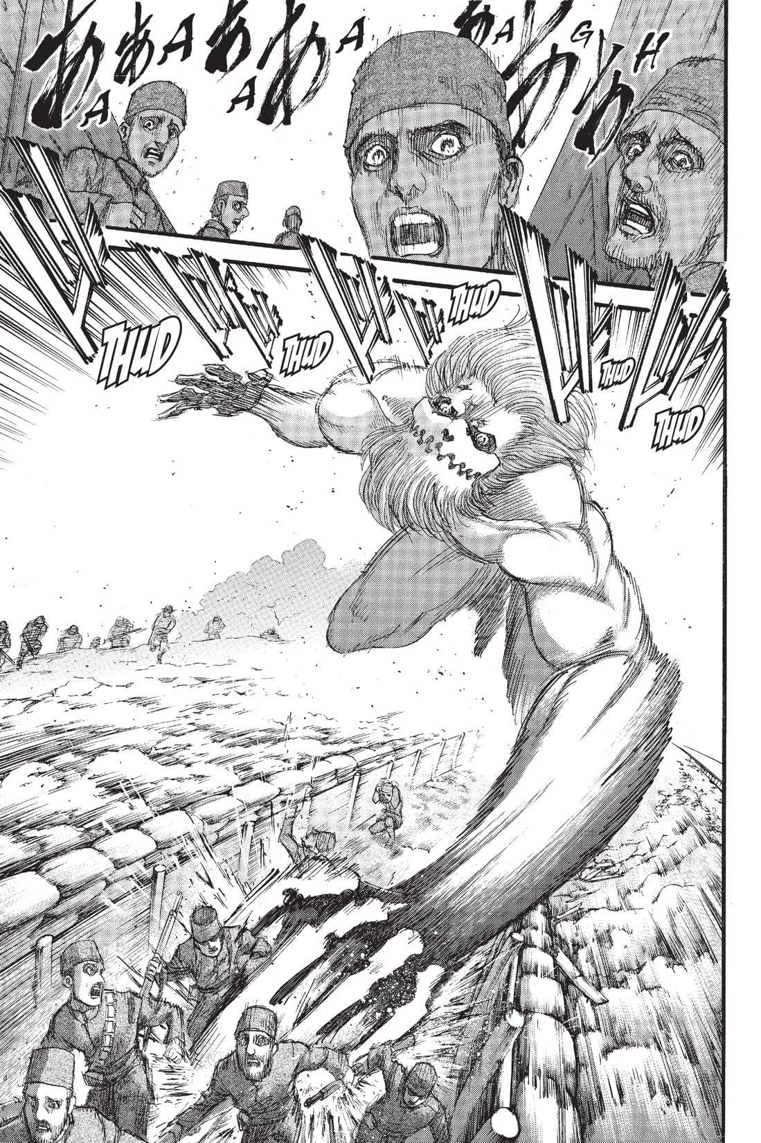 Attack on Titan #92