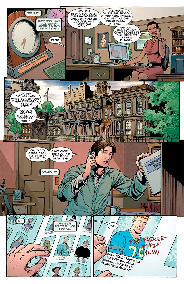 click for super-sized previews of Amazing Spider-Man (1999-2013) #603