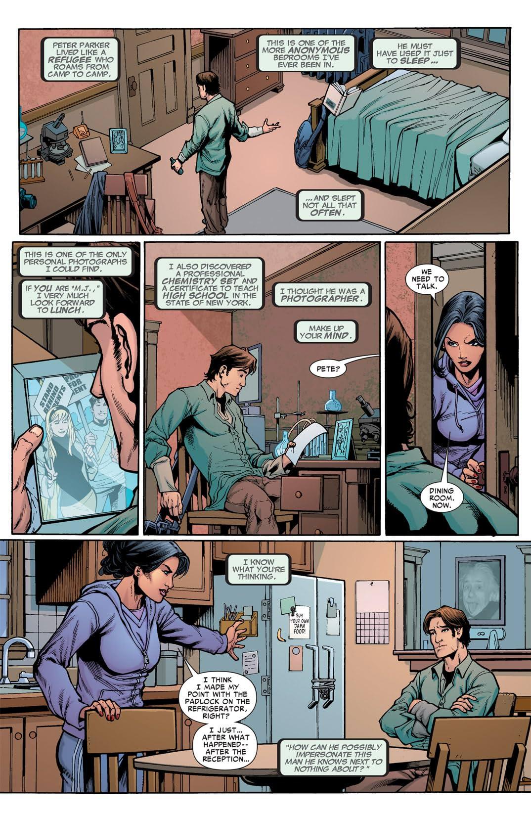 Amazing Spider-Man (1999-2013) #603