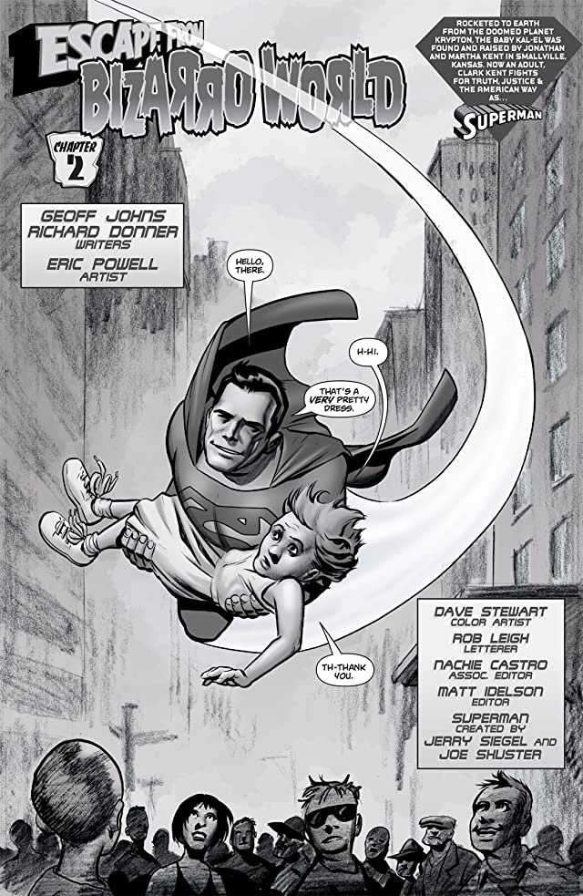 click for super-sized previews of Action Comics (1938-2011) #856