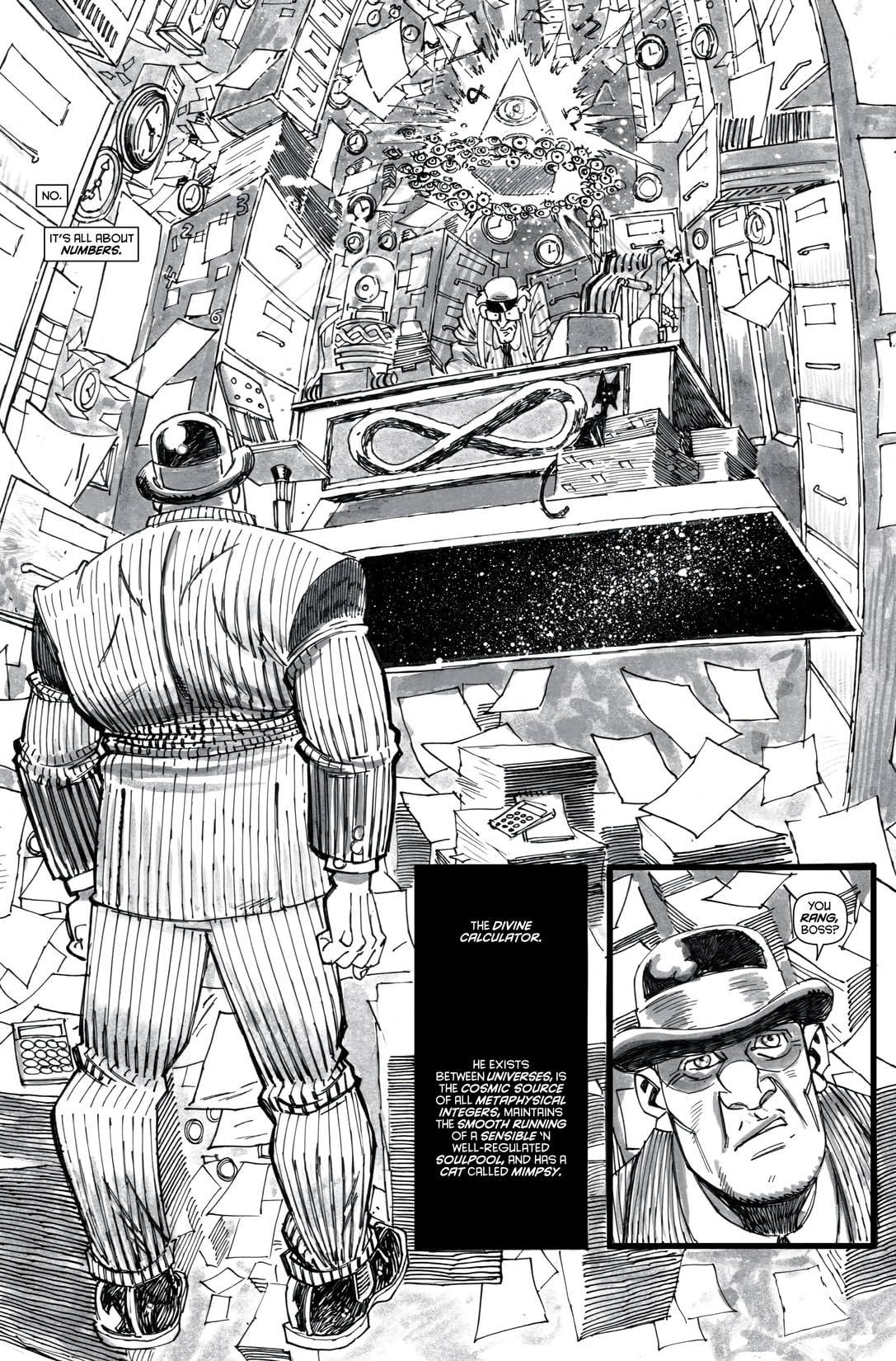 Numbercruncher Vol. 1