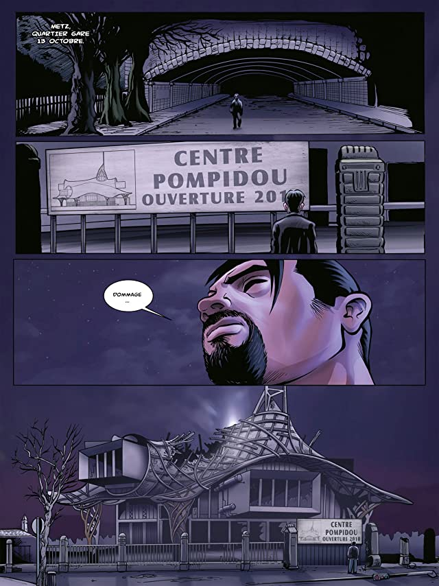 click for super-sized previews of Bertrand Keufterian Vol. 1: Entrée en matière 1