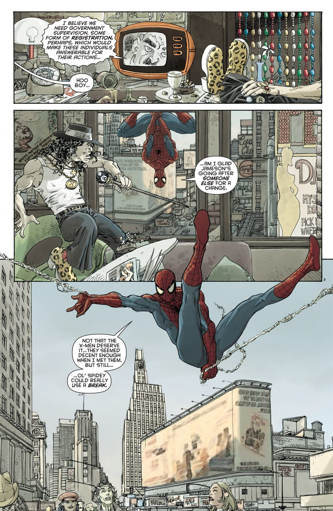 Spider-Man and the X-Men Digital Spectacular #1