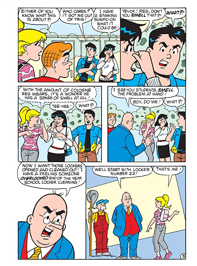 click for super-sized previews of Archie 1000 Page Comics-Palooza: Part 1