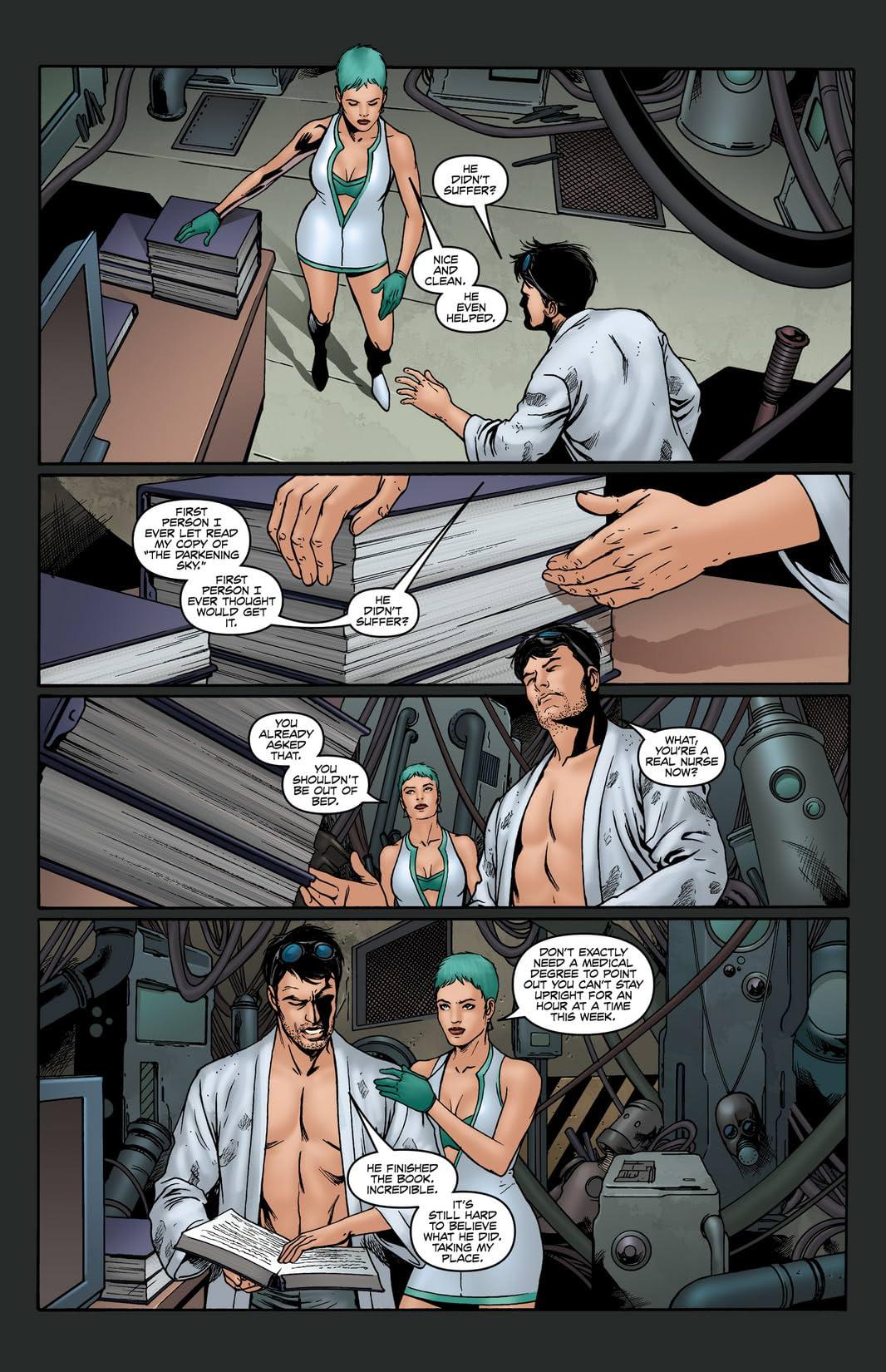 Doktor Sleepless #13