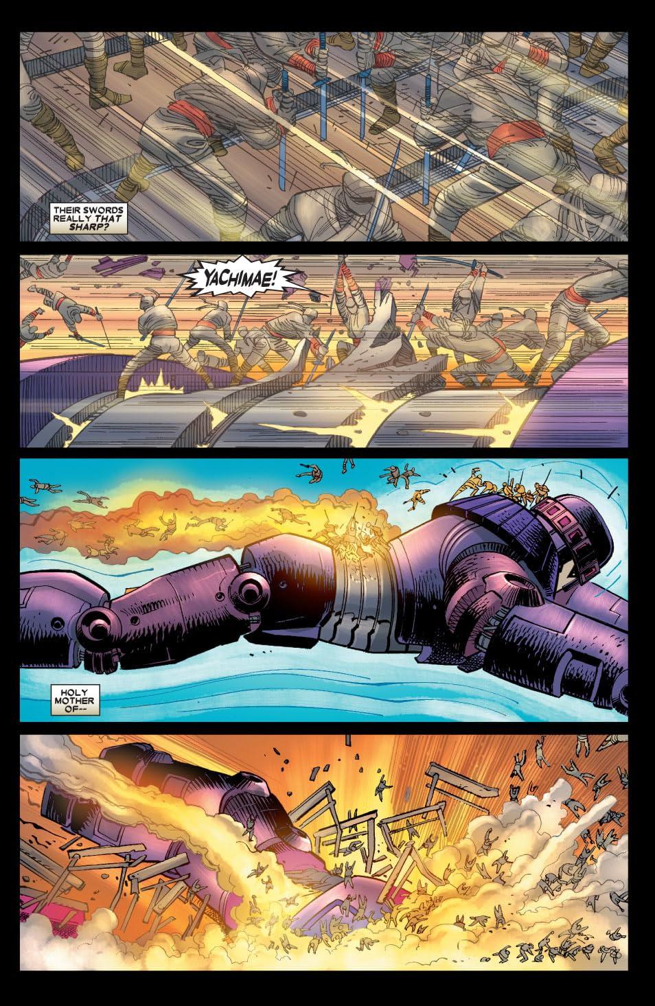 Wolverine (2003-2009) #29