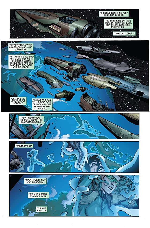 click for super-sized previews of Secret Invasion #4