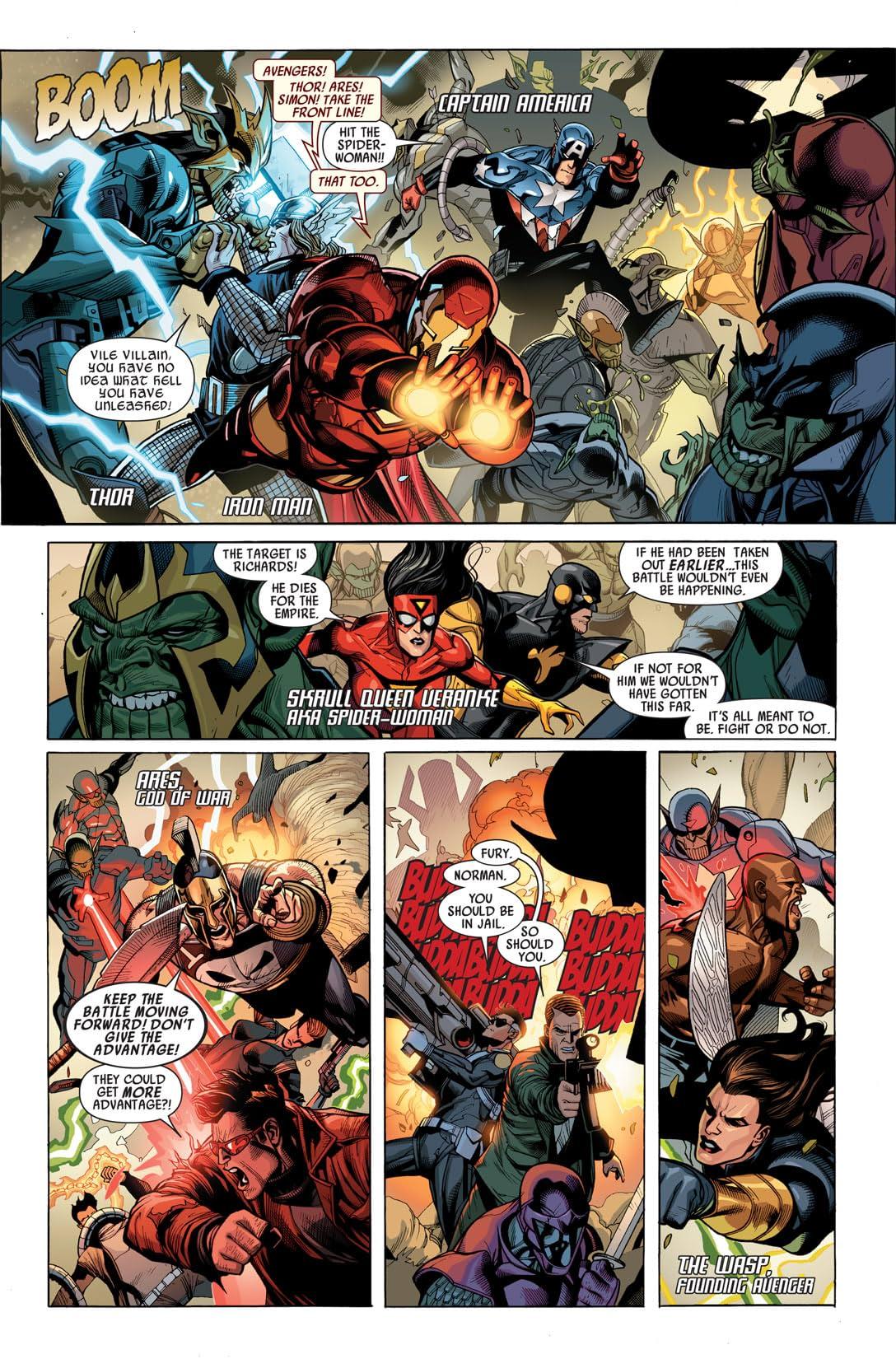 Secret Invasion #7 (of 8)