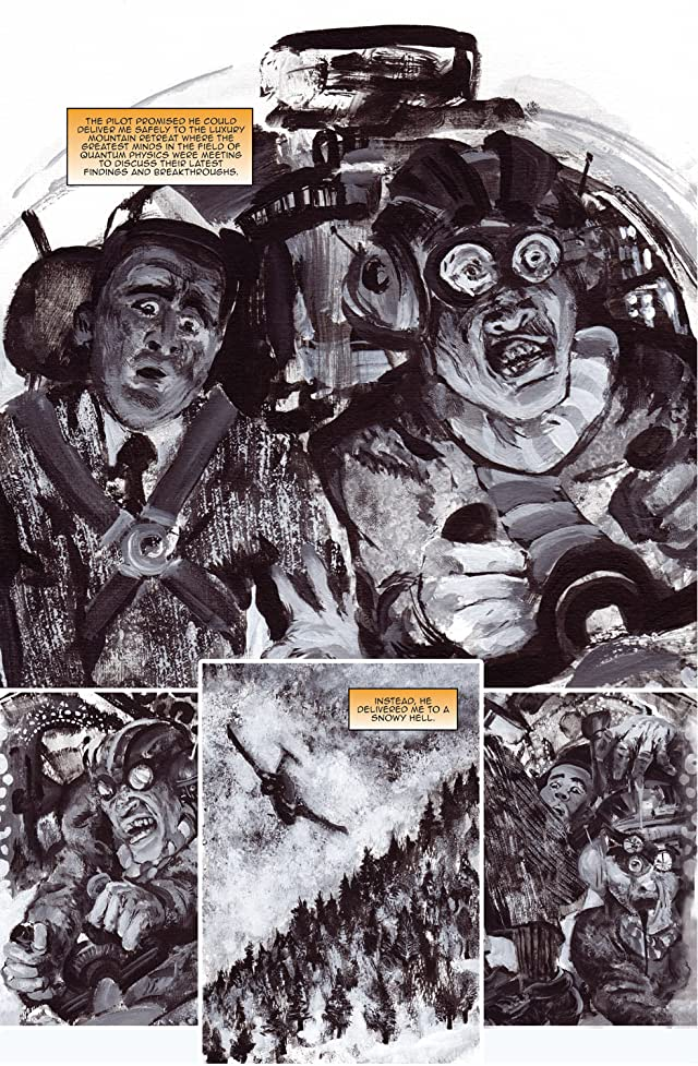 Vincent Price Presents #3