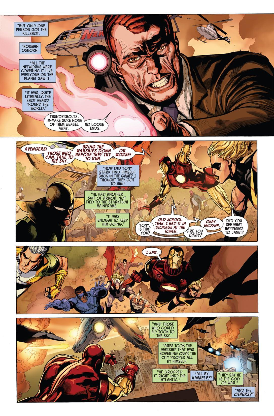 Secret Invasion #8 (of 8)