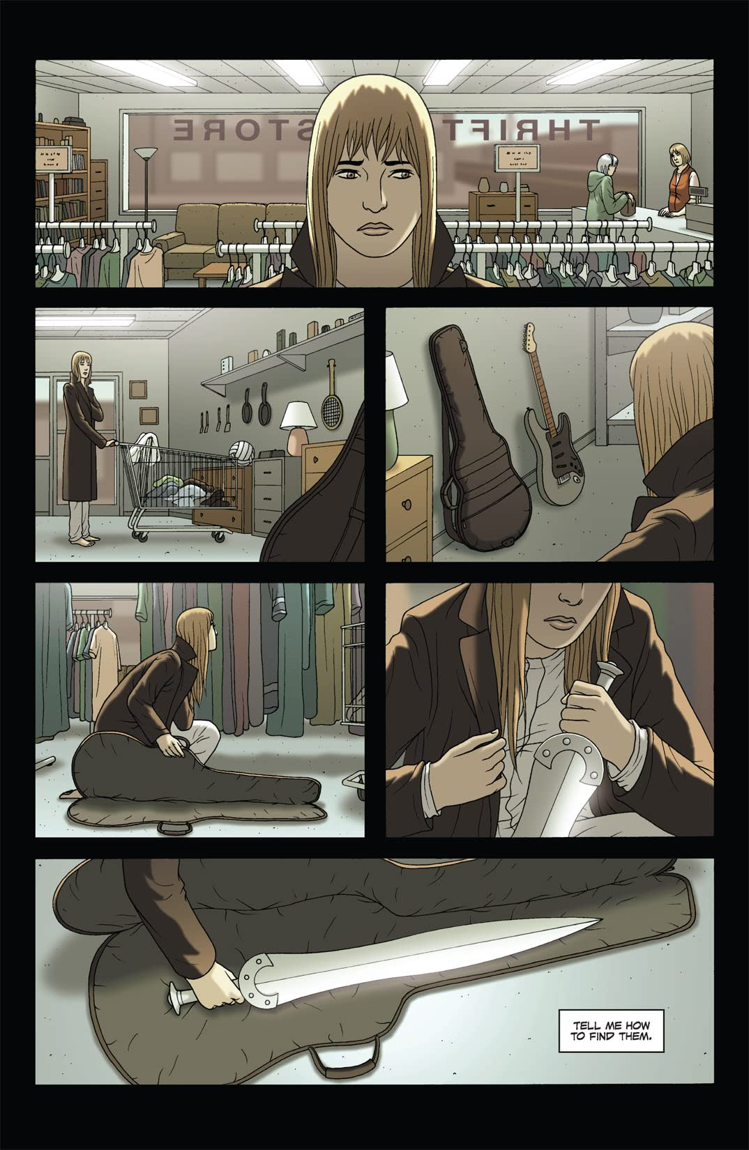 The Sword #7