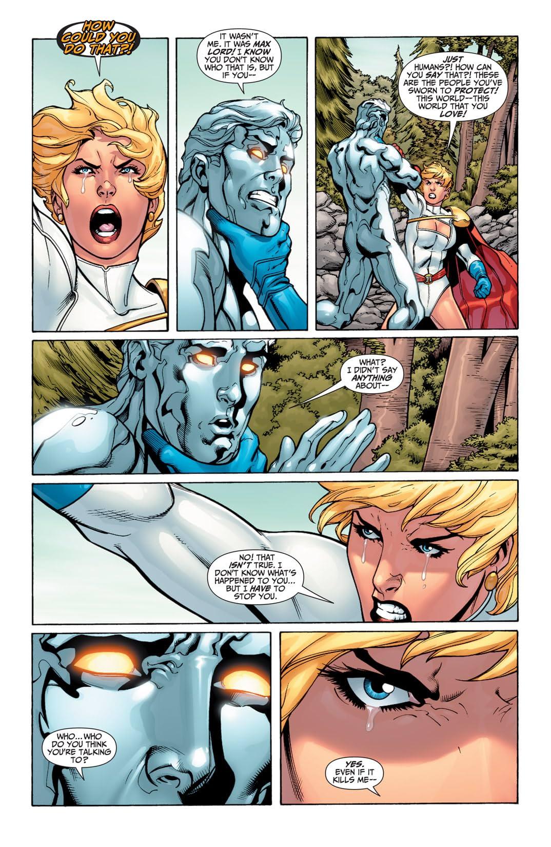 Justice League: Generation Lost #18