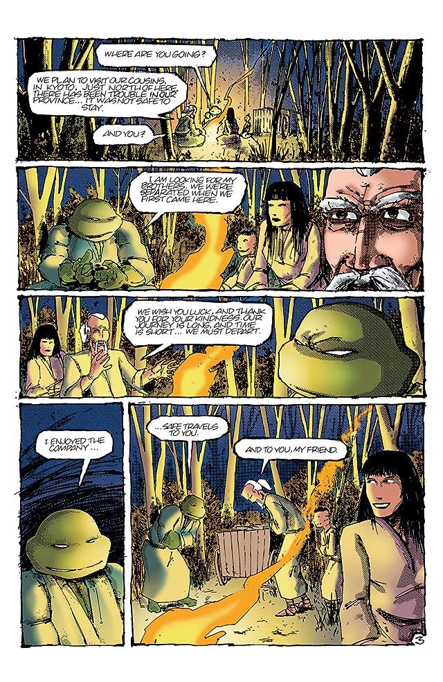 Teenage Mutant Ninja Turtles: Color Classics Vol. 2 #4