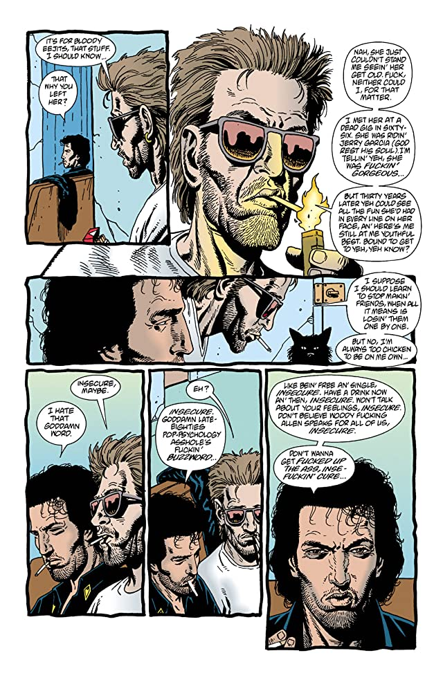 click for super-sized previews of Preacher #14