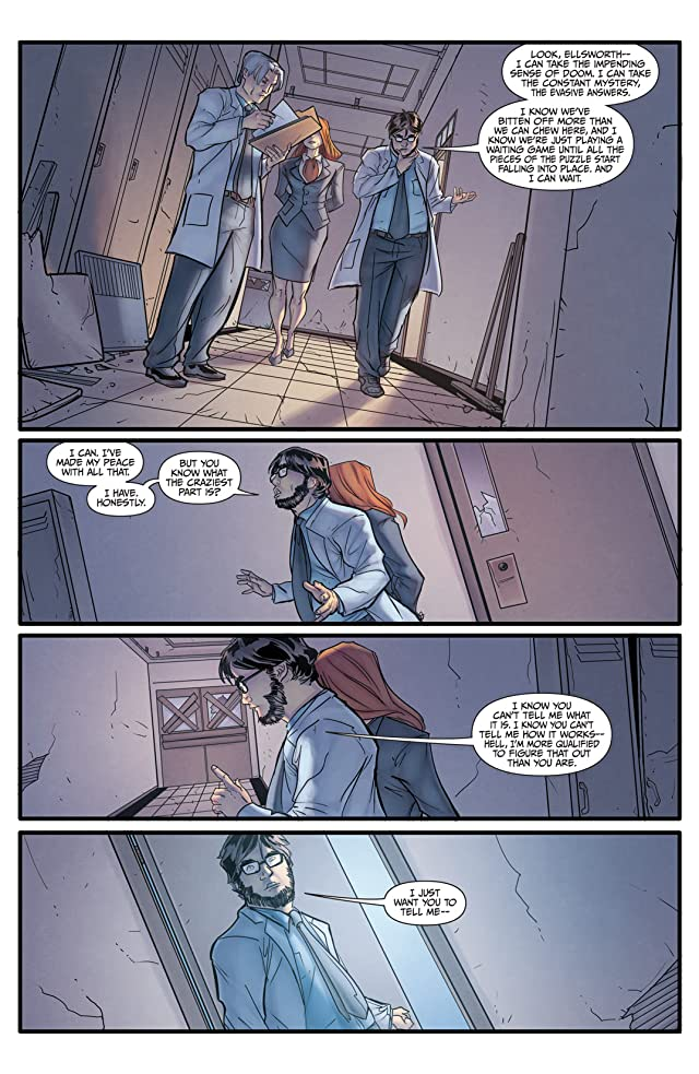 click for super-sized previews of Morning Glories #6