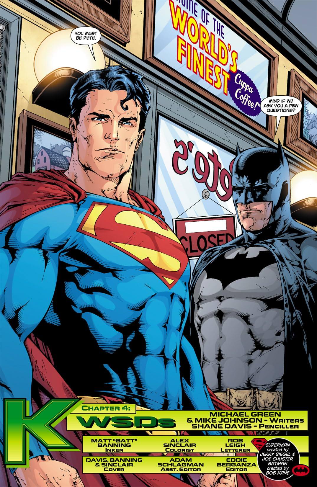 Superman/Batman #47