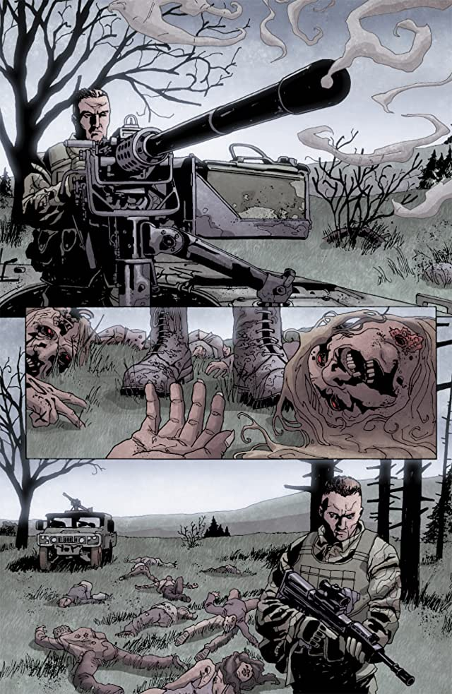 click for super-sized previews of 28 Days Later #15