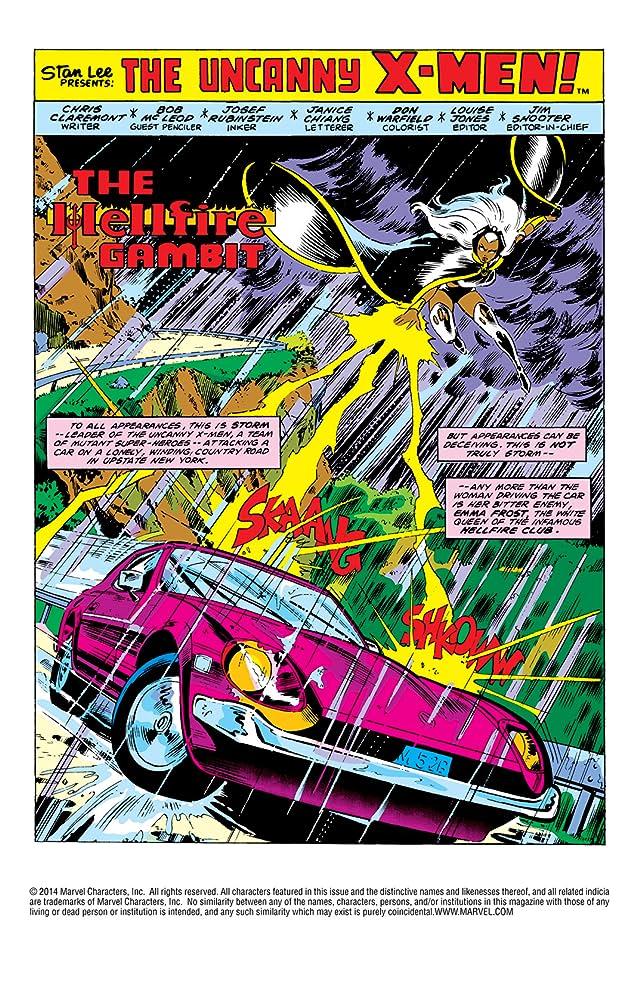 click for super-sized previews of Uncanny X-Men (1963-2011) #152
