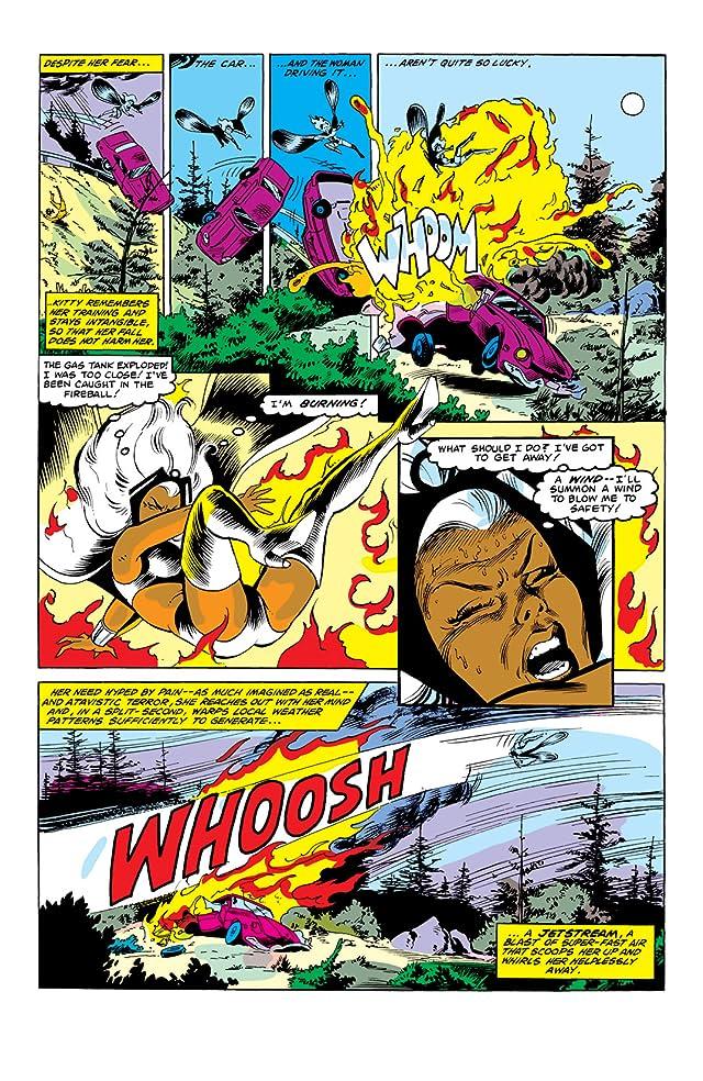 Uncanny X-Men (1963-2011) #152