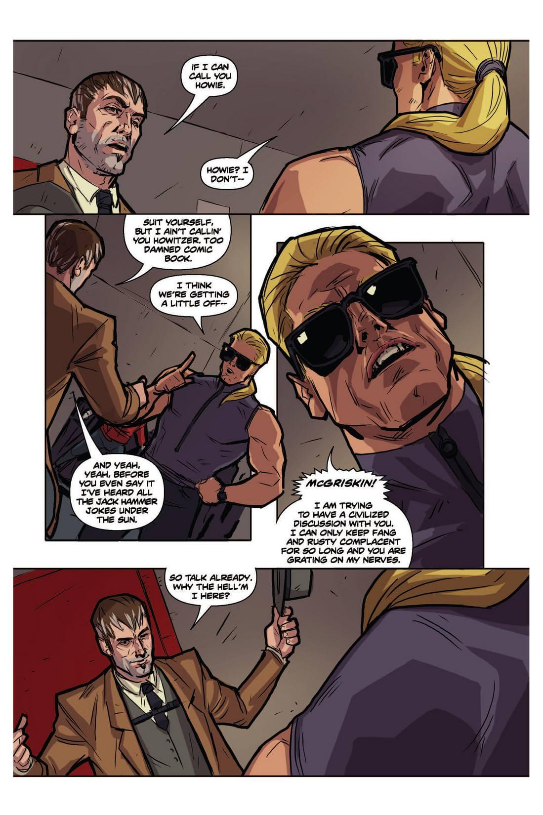 Jack Hammer #2