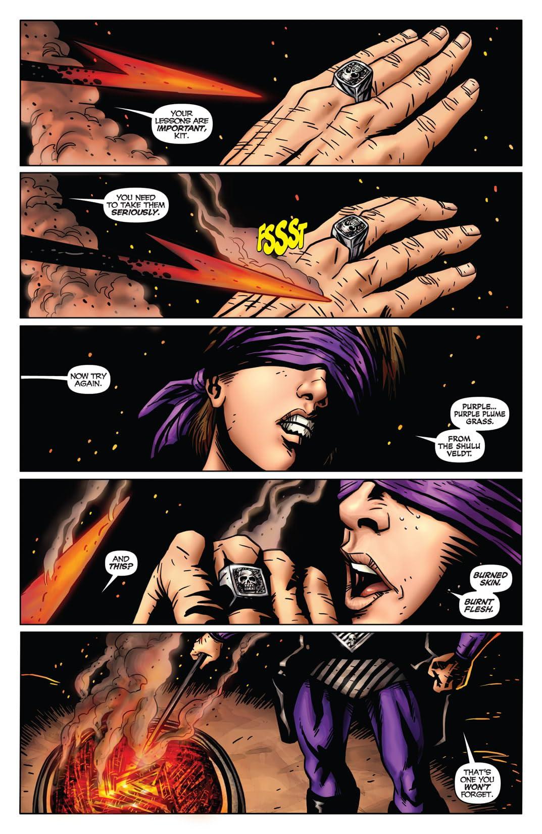 The Last Phantom #2