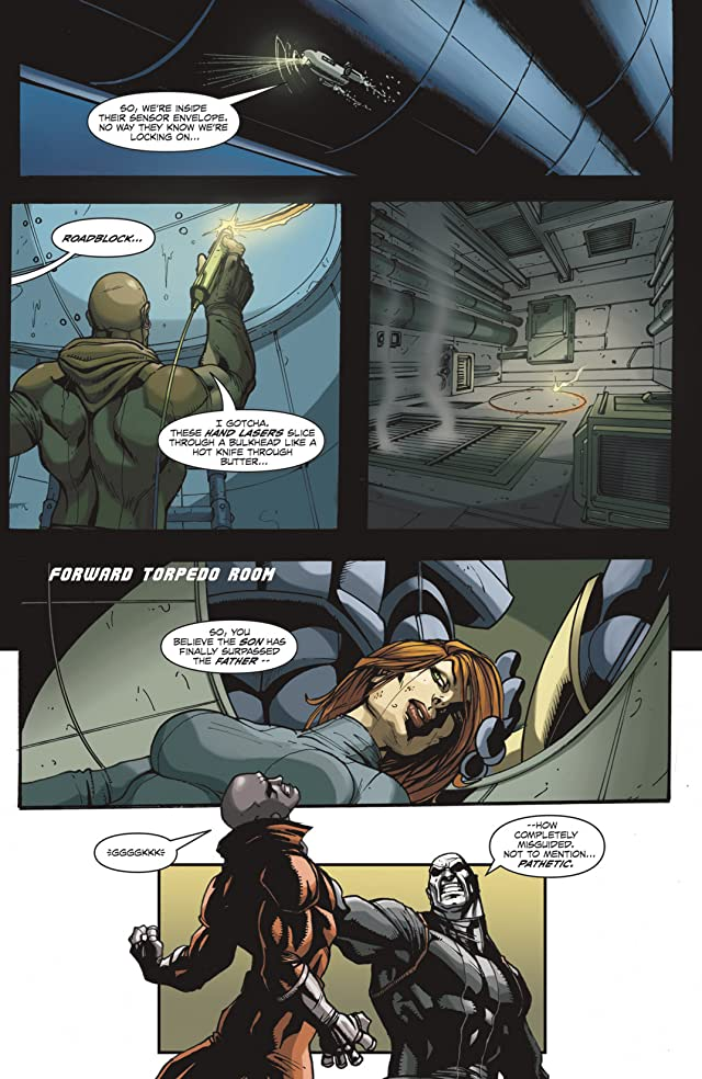 click for super-sized previews of G.I. Joe: America's Elite - Disavowed Vol. 2