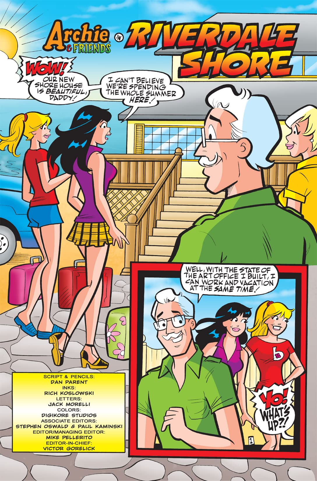 Archie & Friends #145