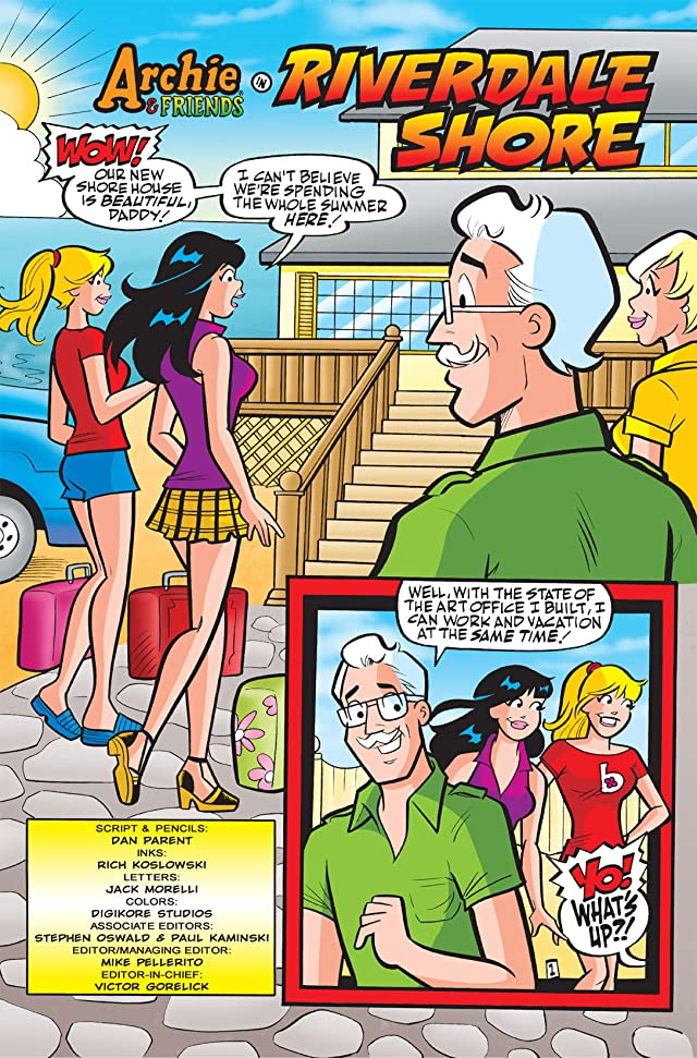 Archie & Friends #145