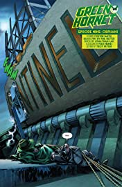 Kevin Smith's Green Hornet #9