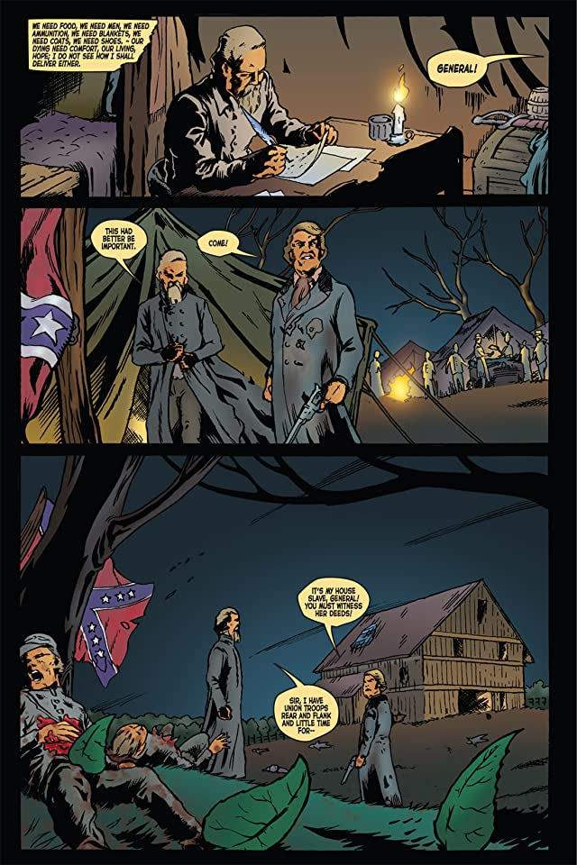 click for super-sized previews of Zombie Tales: The Series #11