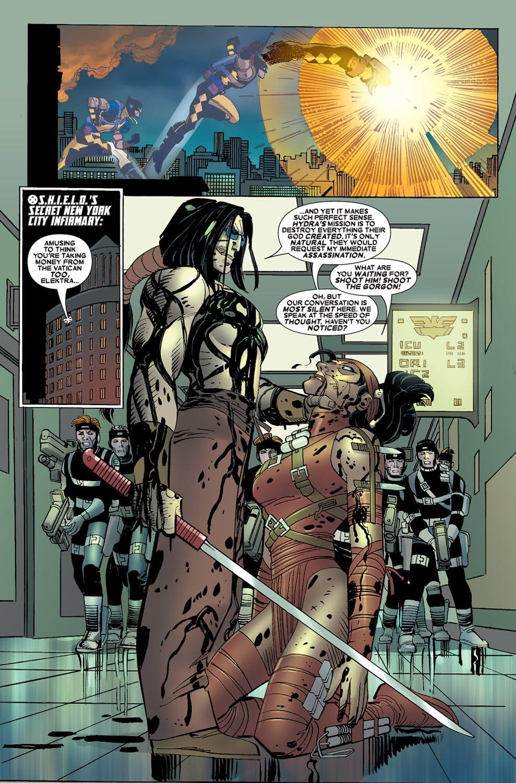 Wolverine (2003-2009) #31