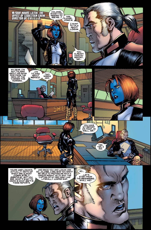 Wolverine (2003-2009) #33