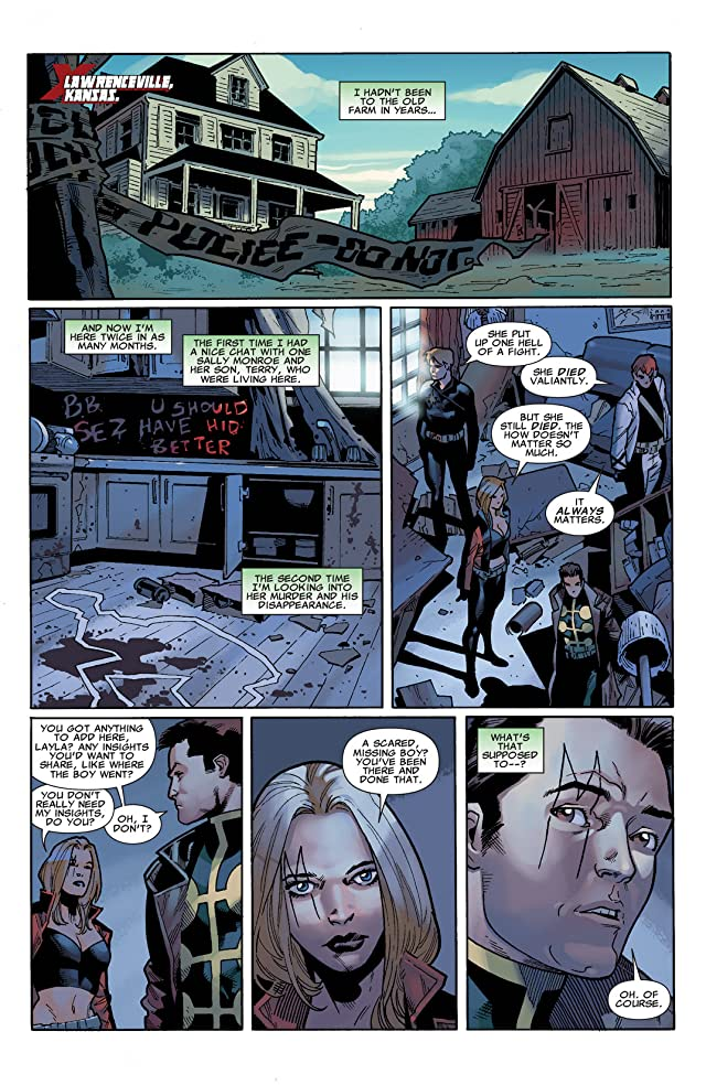 click for super-sized previews of X-Factor (2005-2013) #226