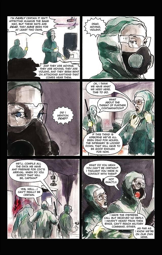 The Final Plague #4 (of 5)