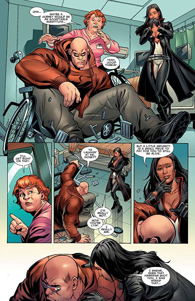 click for super-sized previews of X-Factor (2005-2013) #222