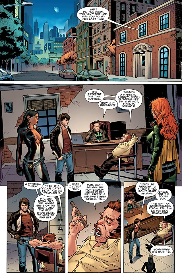 click for super-sized previews of X-Factor (2005-2013) #223